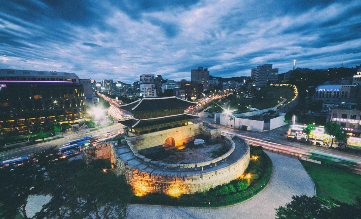 Visit seoul korea