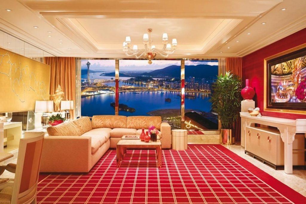d casino hotel rooms